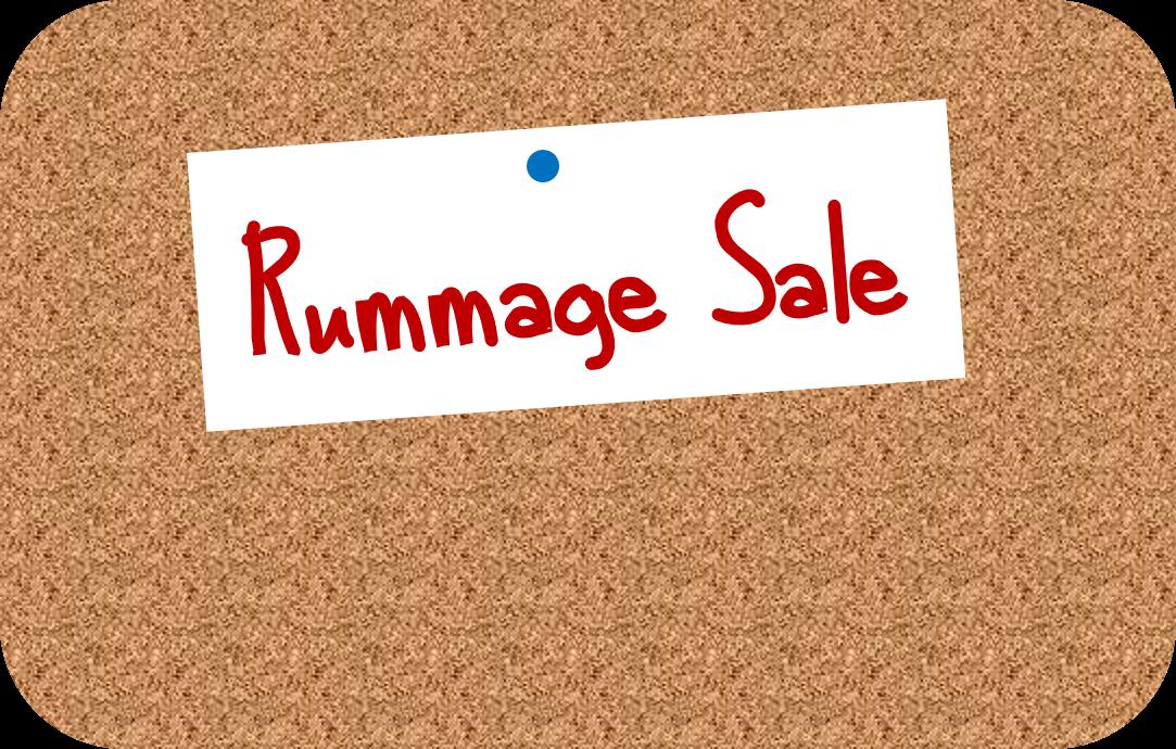 Rummage Sale | Redeemer Lutheran Church